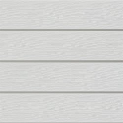Light Grey (RAL 7035) Embossed Double Siding 333mm