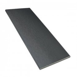 Anthracite Grey Soffit Board Flat Board - 9 mm x 2.5 m uPVC