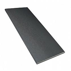 Anthracite Grey Soffit Flat Board - 150mm 200mm 400mm x 9mm x 5m RAL 7016 uPVC