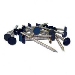 Polypins and Nail in Royal Blue - 30mm