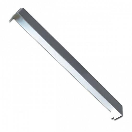 Fascia Corner Joint - Slate Grey RAL 7015