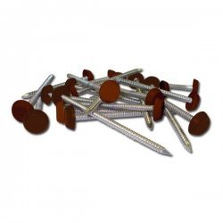 Polypins and Nail in Rosewood - 30mm
