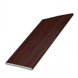 Rosewood 9mm x 100mm Flat Soffit Board in 5 metre Length