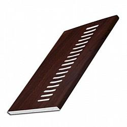 Rosewood 9mm x 150mm Flat Soffit Board in 5 metre Length