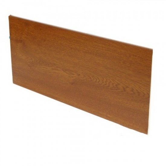 9mm 225mm x 5m Light Oak Flat Board / Soffit
