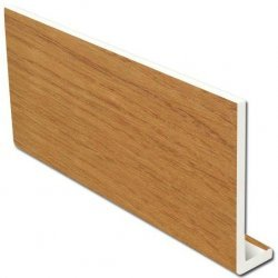 Irish Oak 9mm x 150mm Fascia Board in 5 metre Length