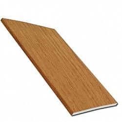 Irish Oak 9mm x 150mm Flat Soffit Board in 5 metre Length