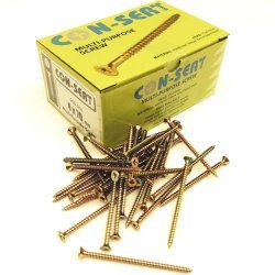 Con-Sert 4mm x 70mm Multipurpose Screws