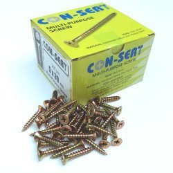 Con-Sert 5mm x 30mm Multipurpose Screws