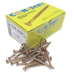Con-Sert 5mm x 50mm Multipurpose Screws