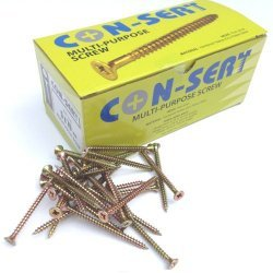 Con-Sert 5mm x 70mm Multipurpose Screws