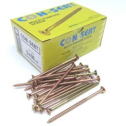 Con-Sert 5mm x 90mm Multipurpose Screws