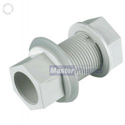 21.5mm Pipe Overflow Tank Connector