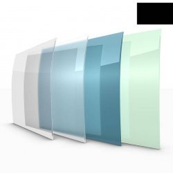 Mid Panel Section 6mm Acrylic Railing Infill Sheets