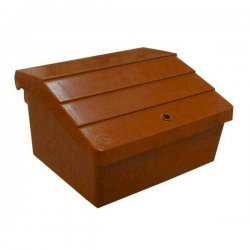 Brown IGT Semi-Submerged Gas Meter Box