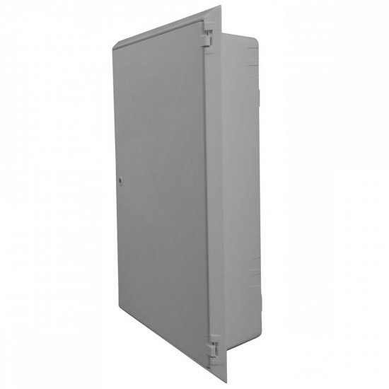 3 Phase Large Flush Fitted Electrical Box - Recessed (BS8567-2012)