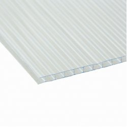 Clear Polycarbonate Sheet 10mm x 1050mm x 3000mm
