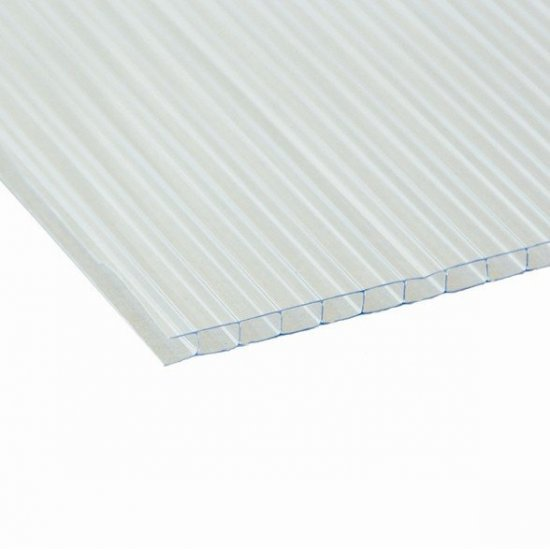 Clear Polycarbonate Sheet 10mm x 700mm x 2500mm