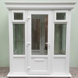 2.0m X 1.0m PVC Porch