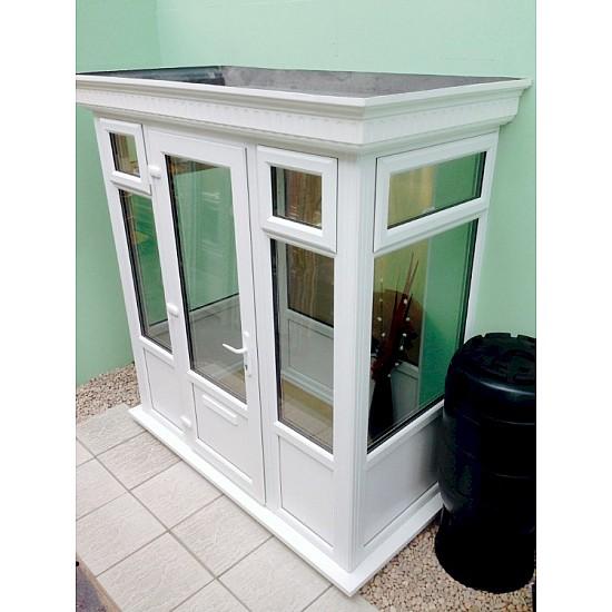 2.5m X  2.5 PVC Porch