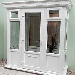 2.0m X 1.5m PVC Porch