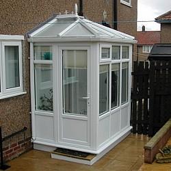 Edwardian Porch 1.5m X 1.5m
