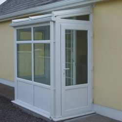 Lean To Porch 2.0m X 1m