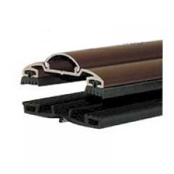 50mm Glass or Polycarbonate Aluminium Rafter Roof Bar 3M Length