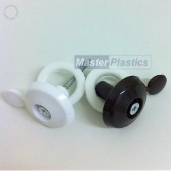 Polycarbonate Fixing Buttons