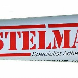 Clear Stelmax Contact Glue - PVC Adhesive