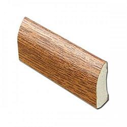 20mm Edge Fillet Trim - Goldn Oak - uPVC