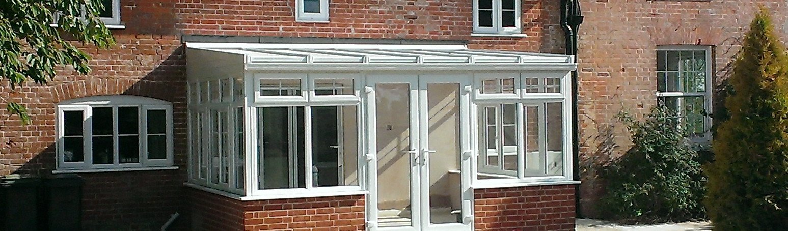 Low Pitch 35mm Polycarbonate Conservatory Roof
