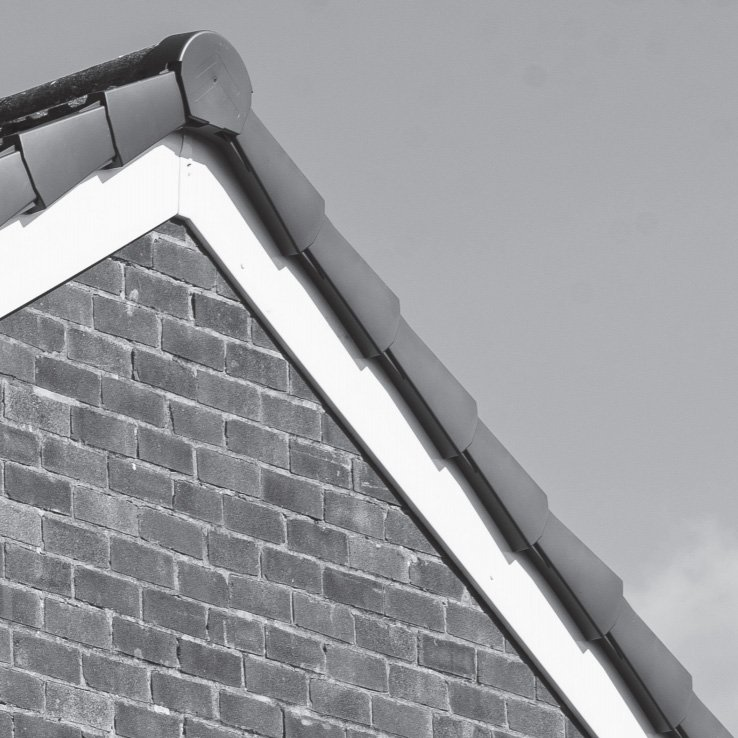 Dry Verge Gable Roofing