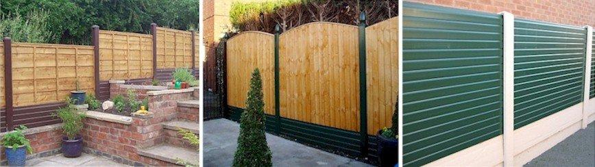 Plastic Fence Panles