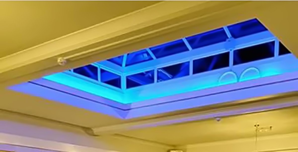 Roof Lantern Commercial