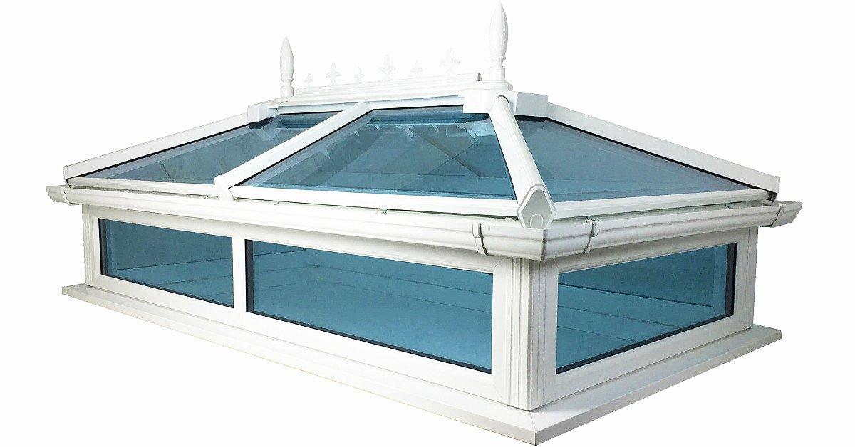 Roof Lantern Opening Windows