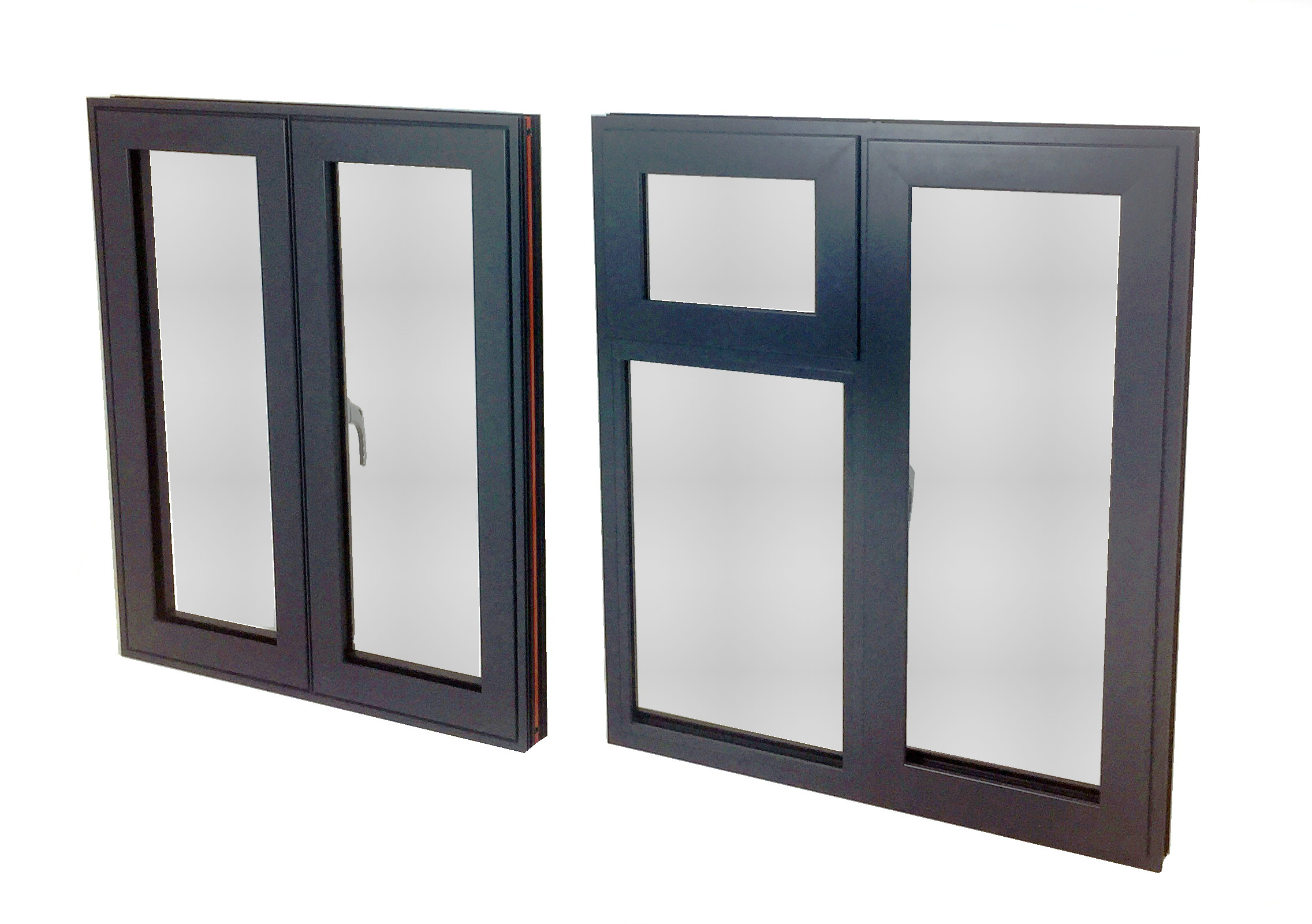 Warmcore Aluminium Windows Double and Triple Glazed Manufactured To Order