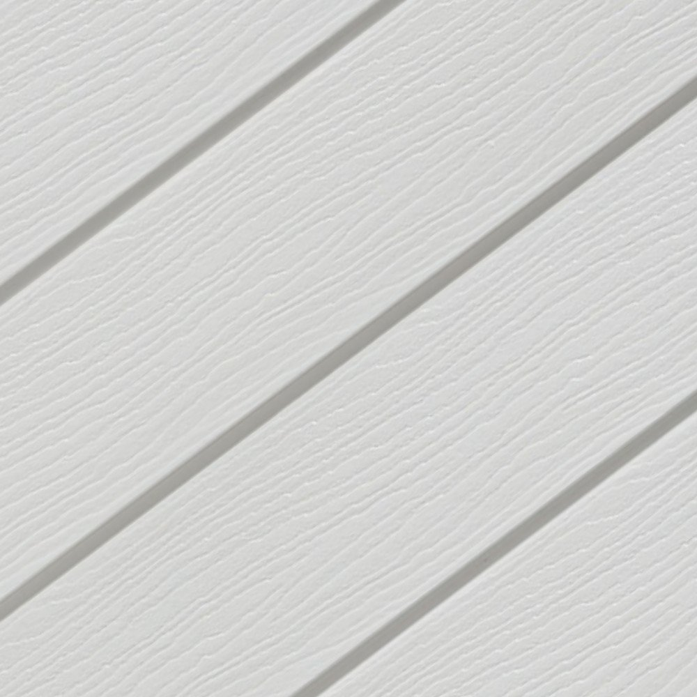 Light Grey Exterior Cladding