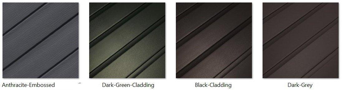 PVC Shiplap Cladding