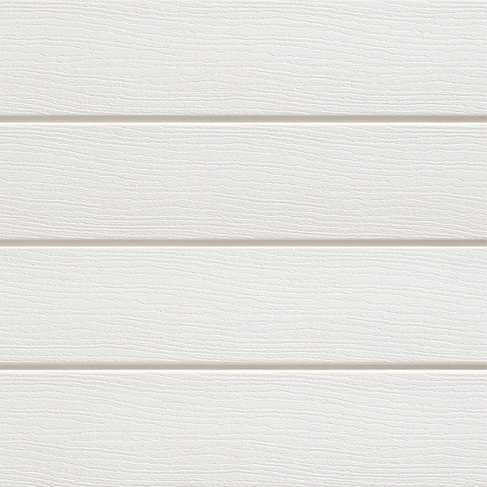 White Embossed Cladding