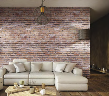traditional redbrick showroom