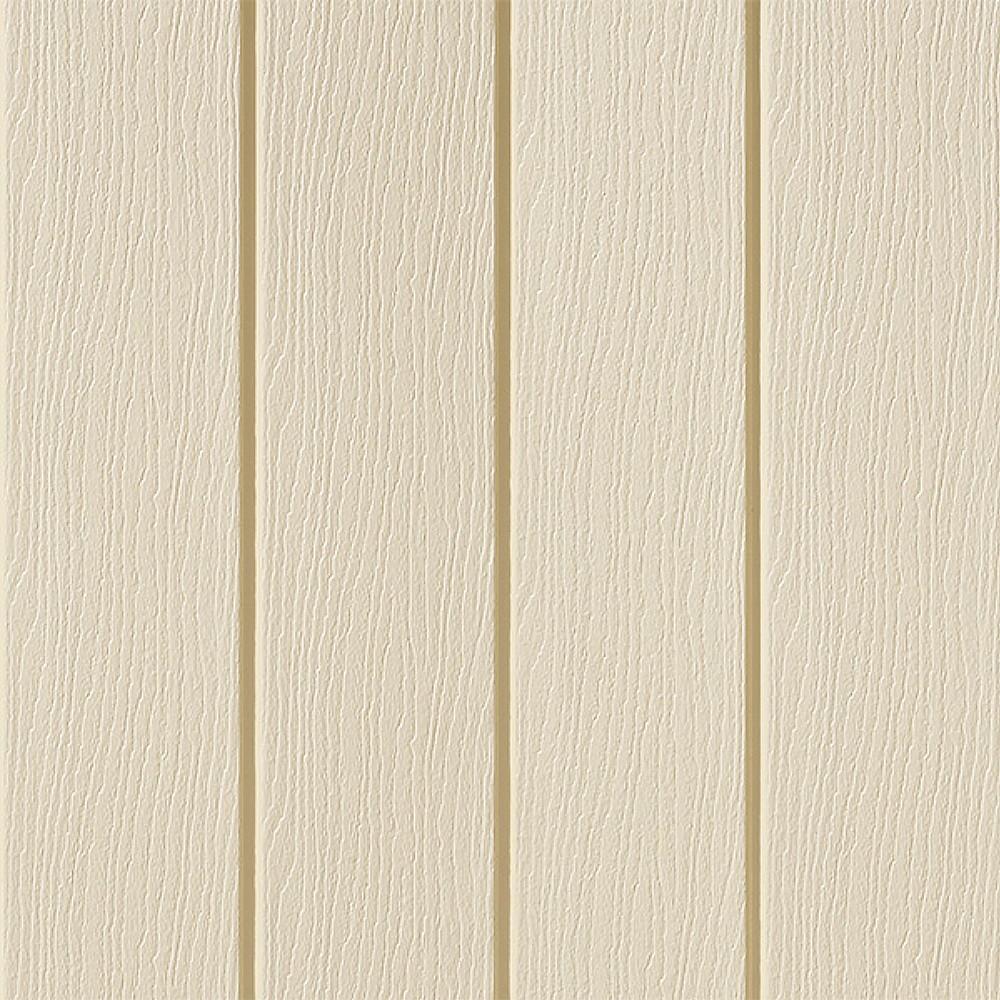 Ivory Cream Vertical Cladding