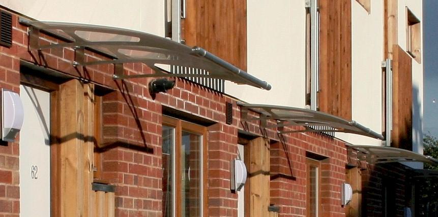 1500 Stainless Steel Lightline Canopy