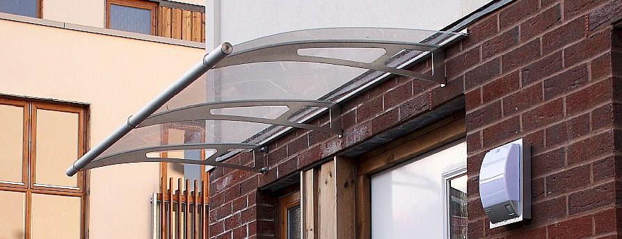 Polymer 2700 Lightline Door Canopy
