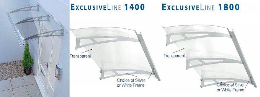 Exclusive line Door Canopy
